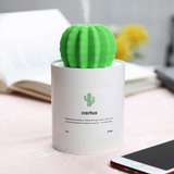 Cactus Humidifier Lamp aplanter