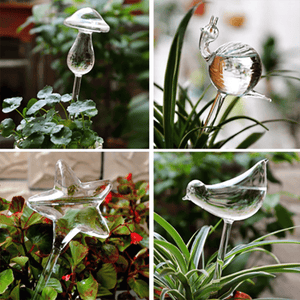 Houseplant Automatic Self Watering Glass aplanter