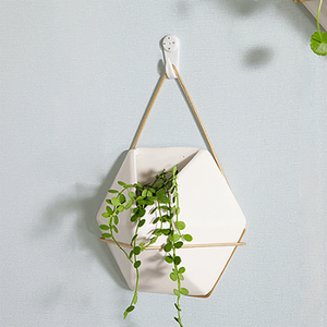 Indoor Hanging Planter Ceramic Flower Vase aplanter