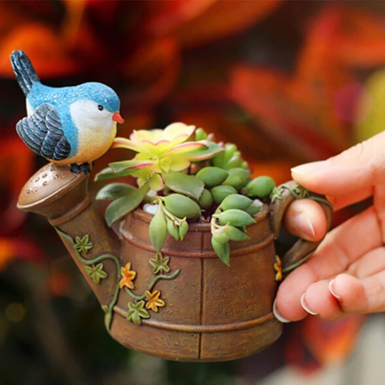 Little Bird Planter Pot aplanter