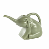 Plastic Elephant Garden Watering Can aplanter