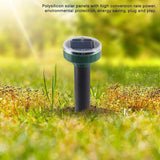 Solar Powered Pest Repeller aplanter