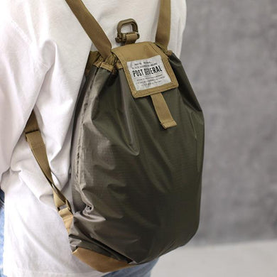 POST GENERAL Packable Drawstring Bag