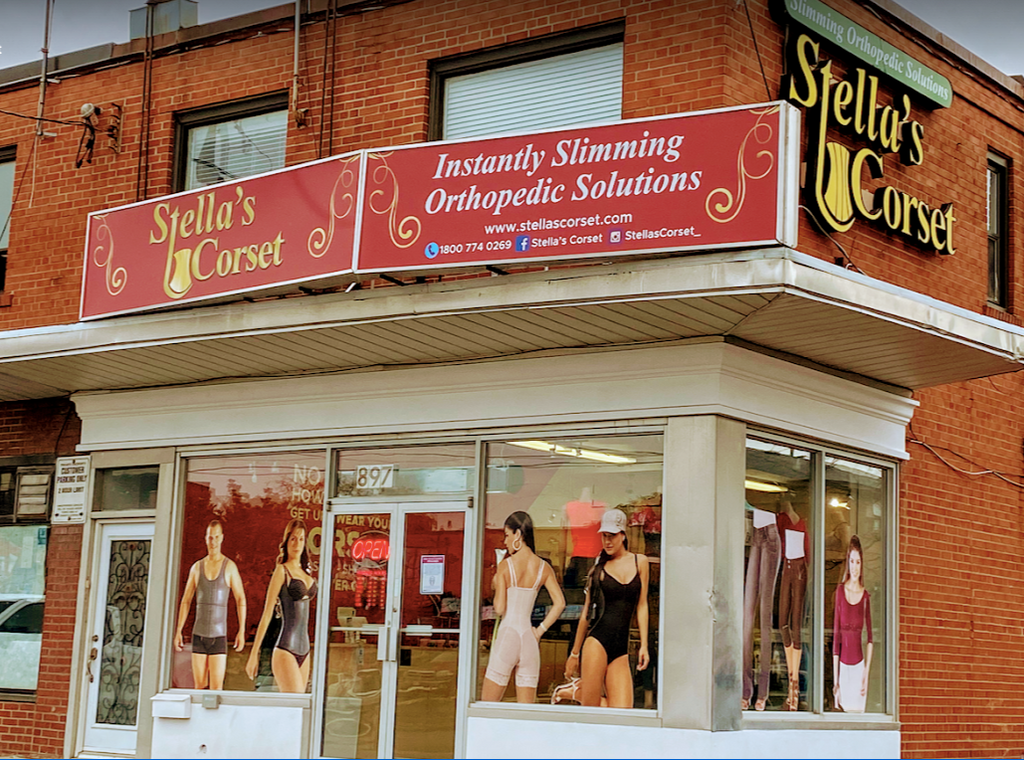 Stella's Corset Front Store