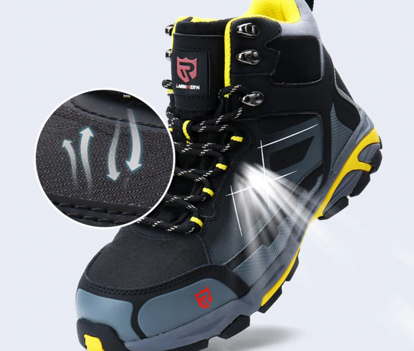 Airwalk Yellow black