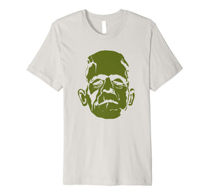Big Texas Dr. Frankensteins Monster (Green) T-Shirt