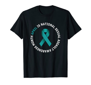 April is National Sexual Assault Awareness Month Shirt
