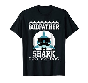 Godfather Shark shirt Matching Family Shirts Shark tshirts