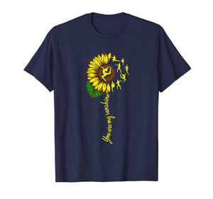 Gymnastics Sunflower Funny Gift For Gymnastics Mom Shirt