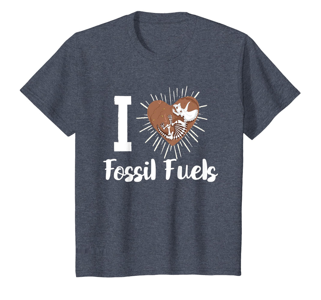Anti Climate Change T Shirt Anti Socialism Love Fossil Fuels