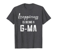 Cargar imagen en el visor de la galería, Happiness is Being a G-ma Shirt Mothers Day Gift Pregnancy