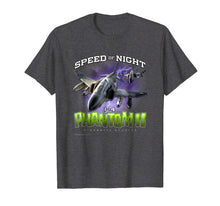 Cargar imagen en el visor de la galería, Aviation Tees: F-4 Phantom II Speed of Night Shirt