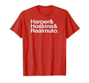 Harper Realmuto Make Philly Great Tshirt
