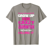 Cargar imagen en el visor de la galería, Funny Women Mother's Day Gift Shirt Crazy Grandmother T-Shirt