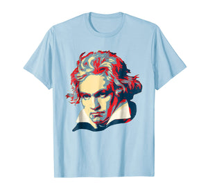 Beethoven Pop Art T-Shirt