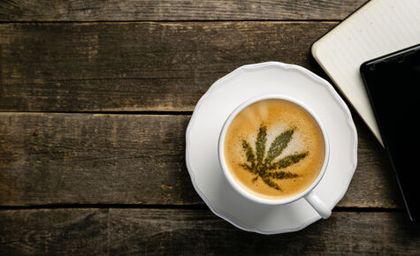 A Better Way to Use CBD Oil in the Morning (Put it in your drink!)