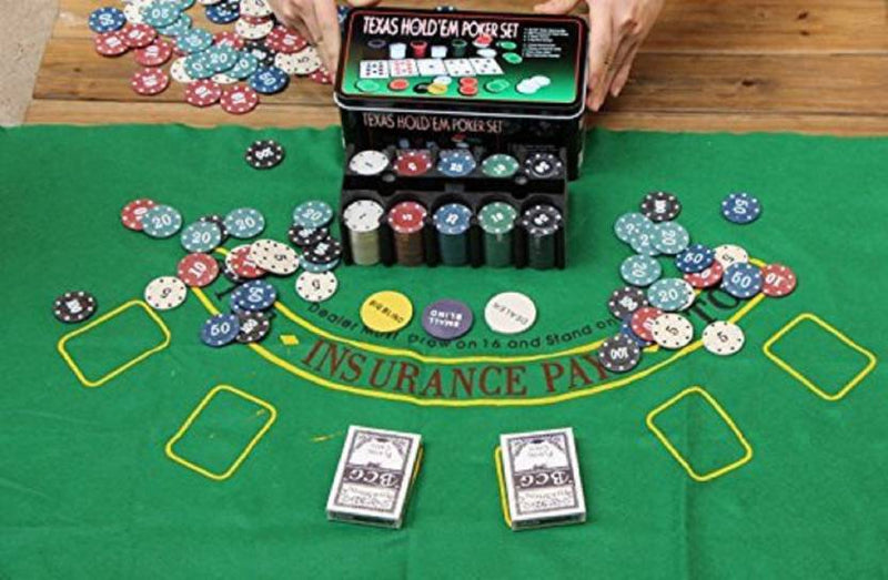 Poker Game Kit