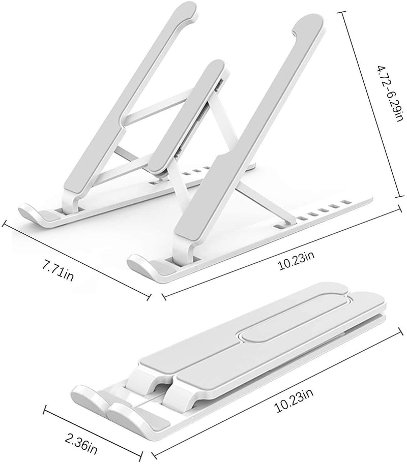 Adjustable Laptop & Tablet Stand