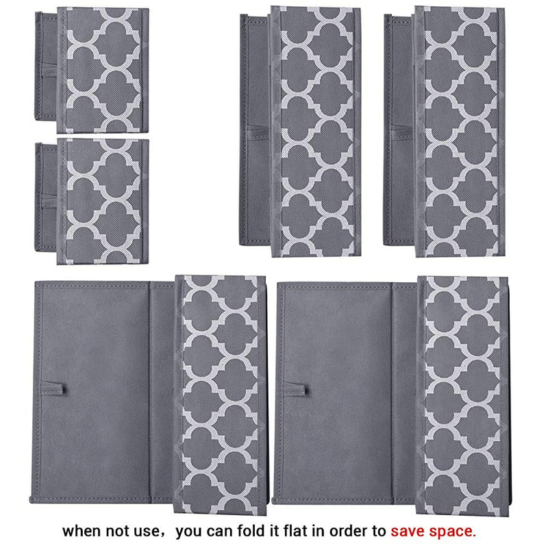 Drawer Organizer & Divider - Set of 6