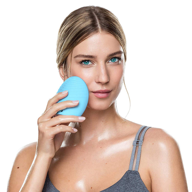 Silicone Facial Cleansing Brush & Face Massager