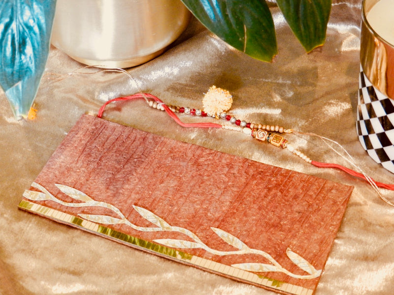 Rust Gold Envelopes - Pack of 2