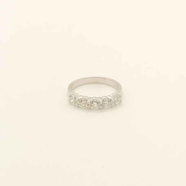 14kwg & Diamond Wedding Band 1.50cttw On Sale Now
