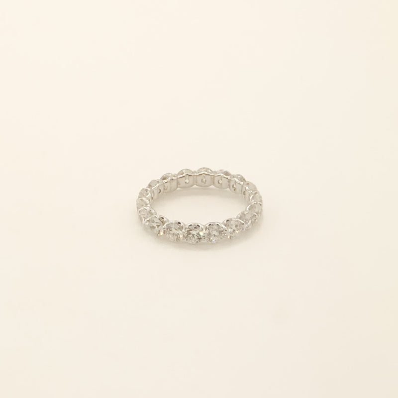14kwg & Diamond Eternity Band 1.50cttw On Sale Now
