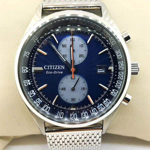 Citizen Chandler Chronograph Watch CA7020-58L - Walter Bauman Jewelers