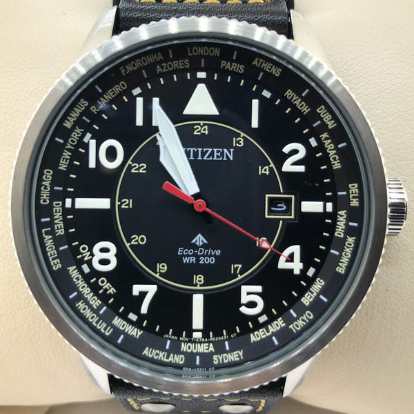 Citizen Nighthawk Men's Watch BX1010-02E - Walter Bauman Jewelers