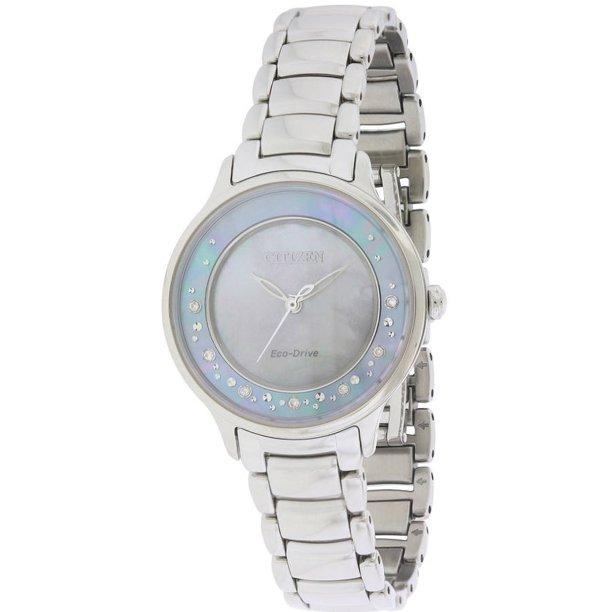 CITIZEN Women's Eco-Drive Circle Of Time Watch EM0380-81N - Walter Bauman Jewelers