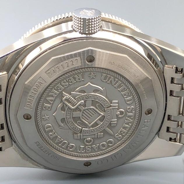 Estate Ball Engineer Master II Skindiver Men's Automatic Watch - Walter Bauman Jewelers