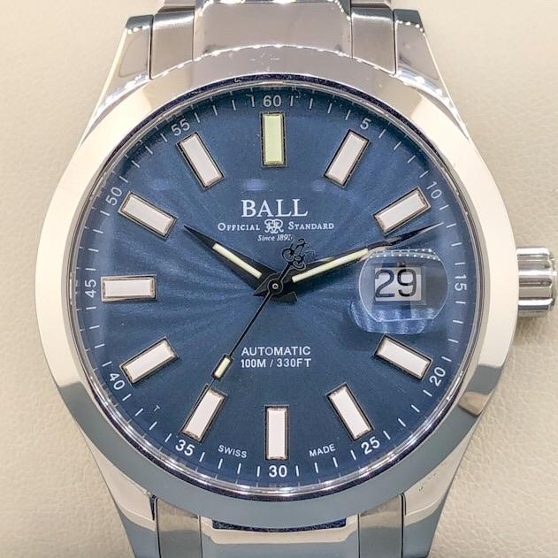 Estate Ball NM2026C-S23J-BE Automatic Men's Watch - Walter Bauman Jewelers