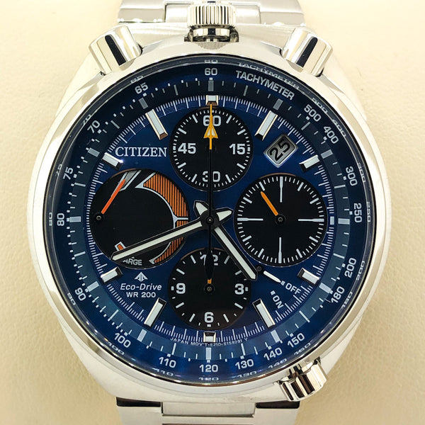 Citizen Promaster Tsuno Chronograph Watch AV0070-57L