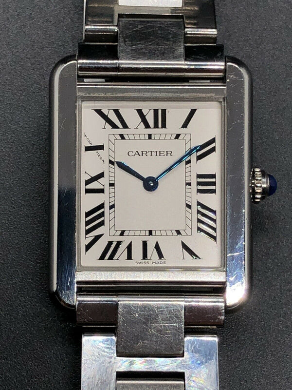Estate Cartier Tank Solo 3170