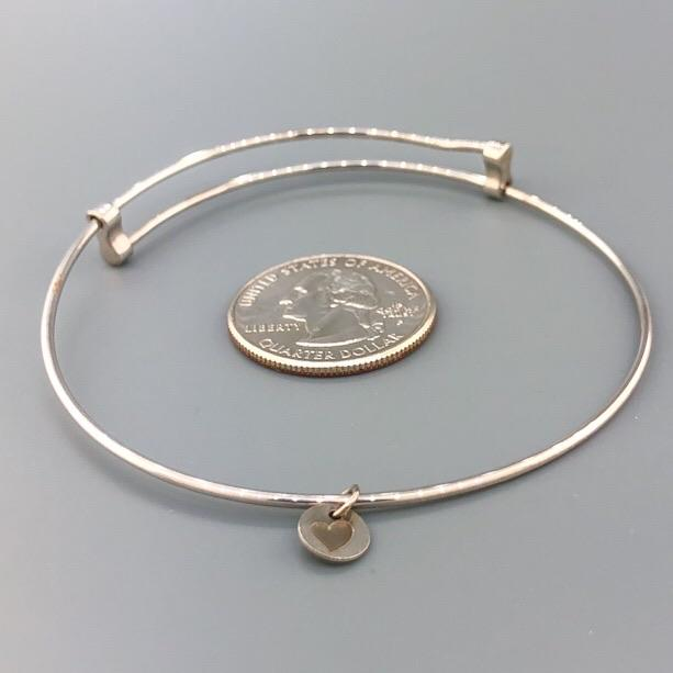 Sterling Silver Bangle - Walter Bauman Jewelers