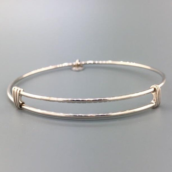 Sterling Silver Bangle Bracelet - Walter Bauman Jewelers