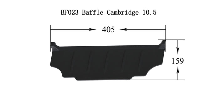 Cambridge 10.5 - Baffle