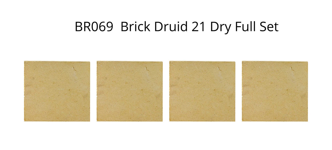 BR069 - Druid 21 - Full Brick Set