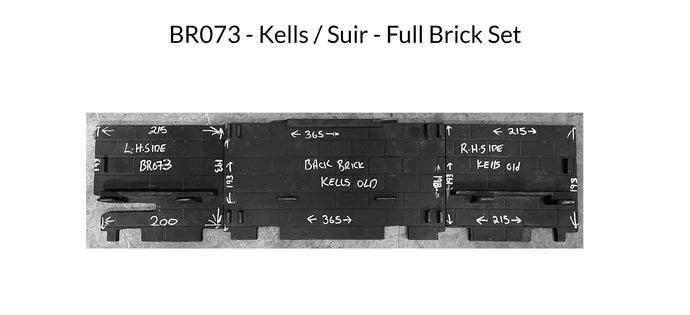 Kells / Suir - Full Brick Set