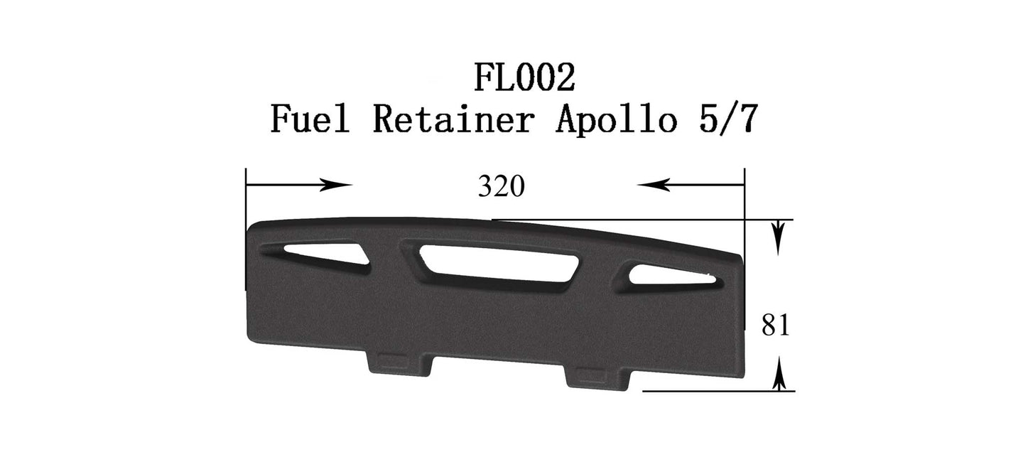 FL002 - Apollo - Fuel Retainer