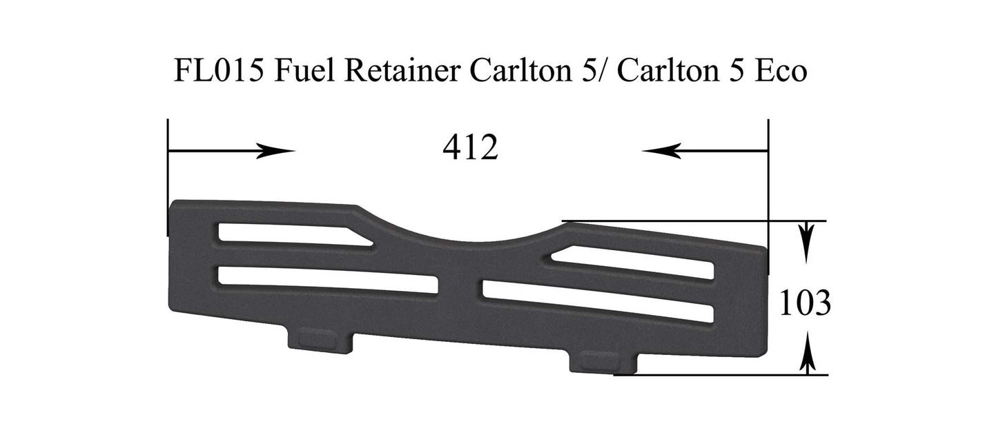 Carlton 5 - Fuel Retainer