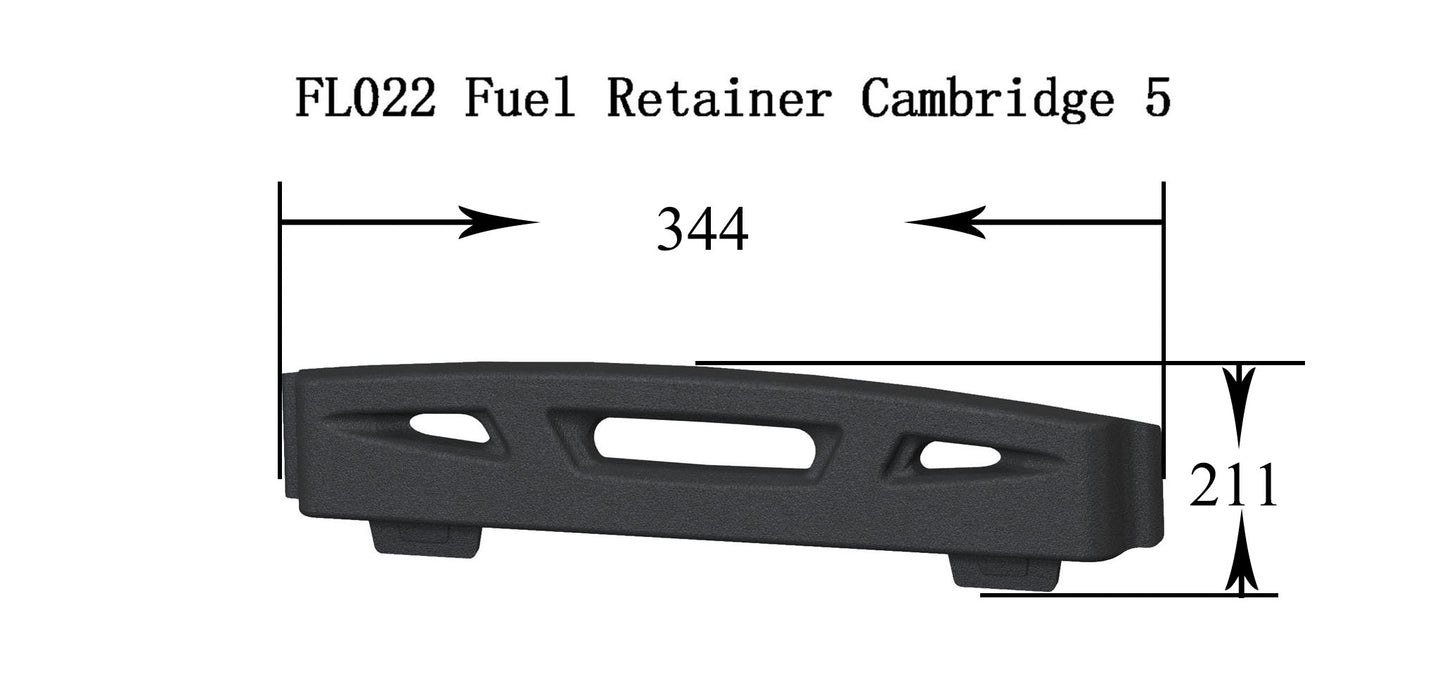 FL022 - Cambridge 5 - Fuel Retainer