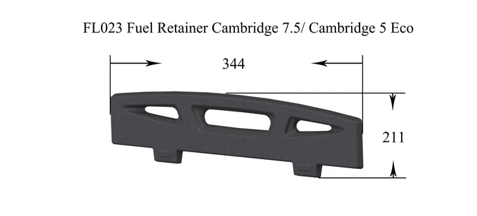 FL023 - Cambridge 7.5 - Fuel Retainer