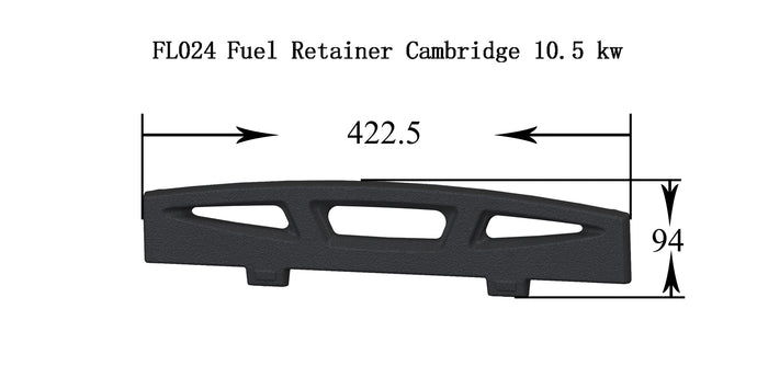 FL024 - Cambridge 10.5 - Fuel Retainer