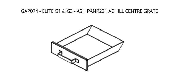 AP074 - Elite G1 & G3 - Ash Pan
