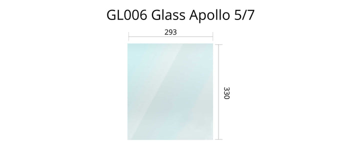 GL006 -  Apollo 5/7 - Glass