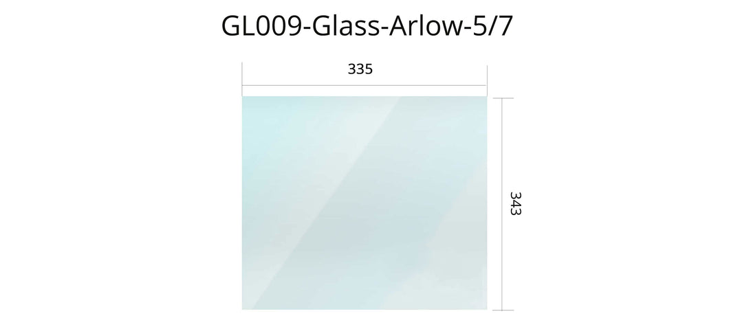GL009 - Arklow 5/7 - Glass