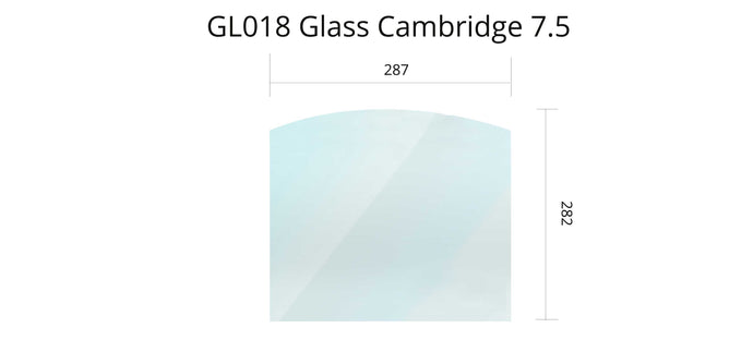 GL018 - Cambridge 7.5 - Glass