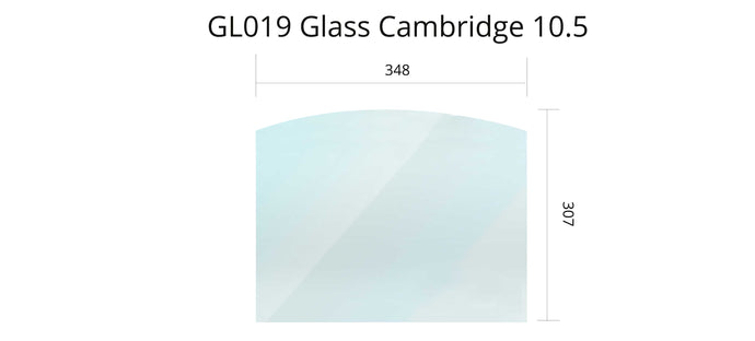 GL019 - Cambridge 10.5 - Glass