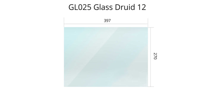 GL025 - Druid 12kW - Glass